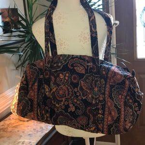 Vera Bradley Retired Kensington Weekender Bag